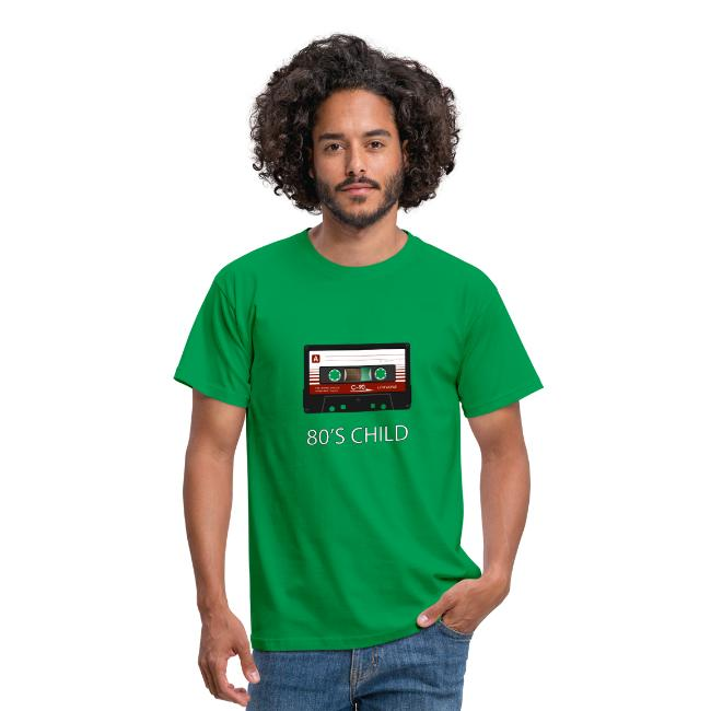 80s Cassette T Shirt