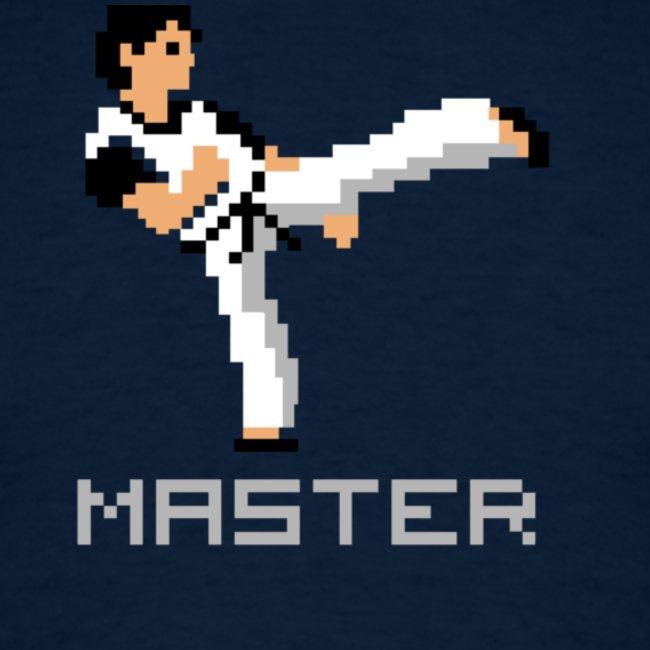 8-bit Kung Fu Master