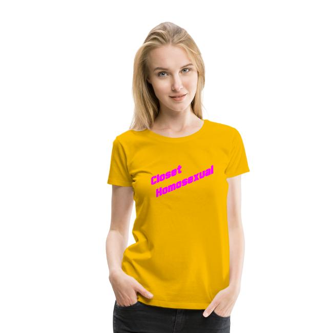 Closet Lesbian T Shirt
