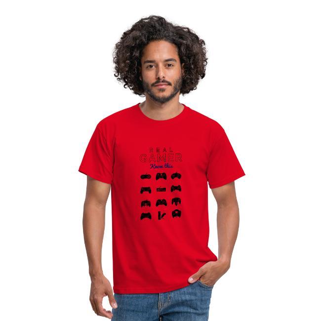 Gamer Geek T Shirt