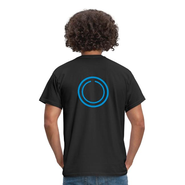 tron T Shirt Back Ring