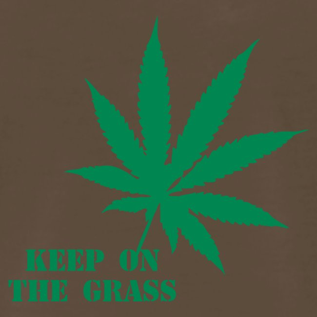 Keep ON the Grass