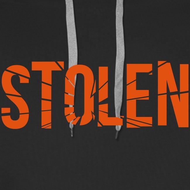 Stolen Hoodie - Orange