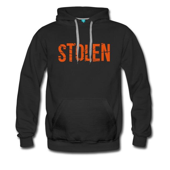 Stolen Orange Hoodie