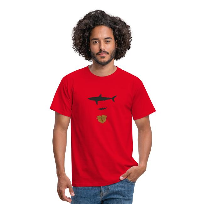 Big, Fish, Little Fish T Shirt