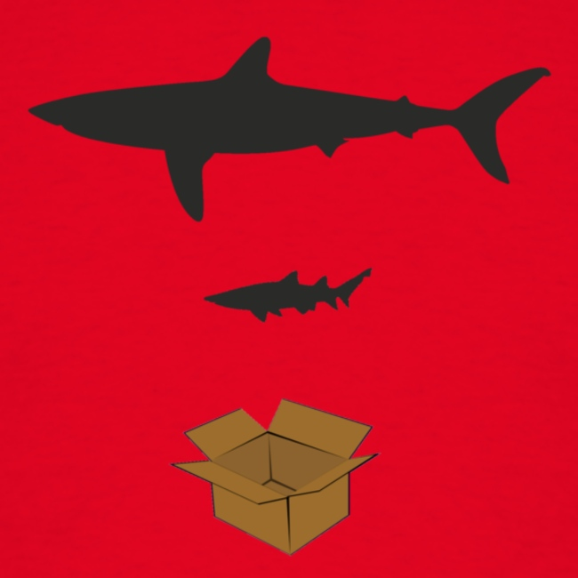 Big Fish, Little Fish, Cardboard Box
