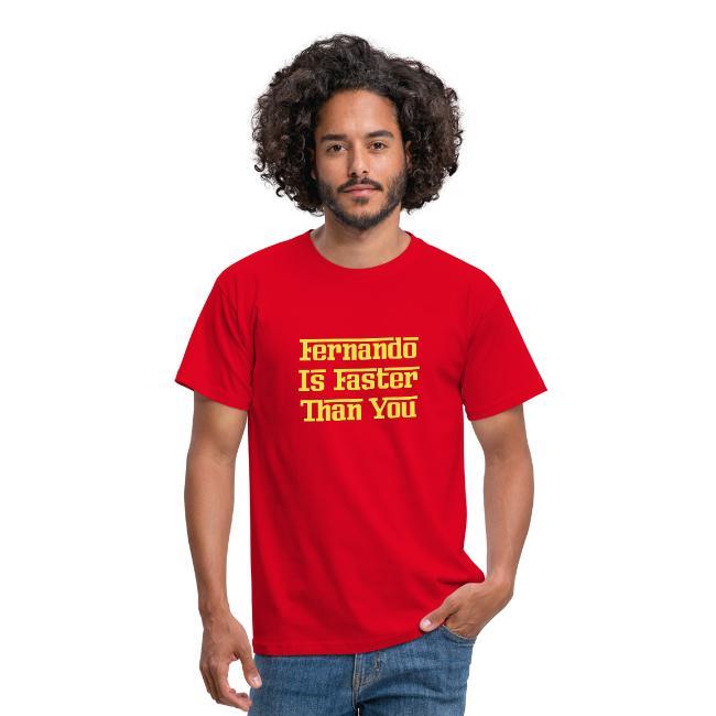Fernando Alonso T shirt