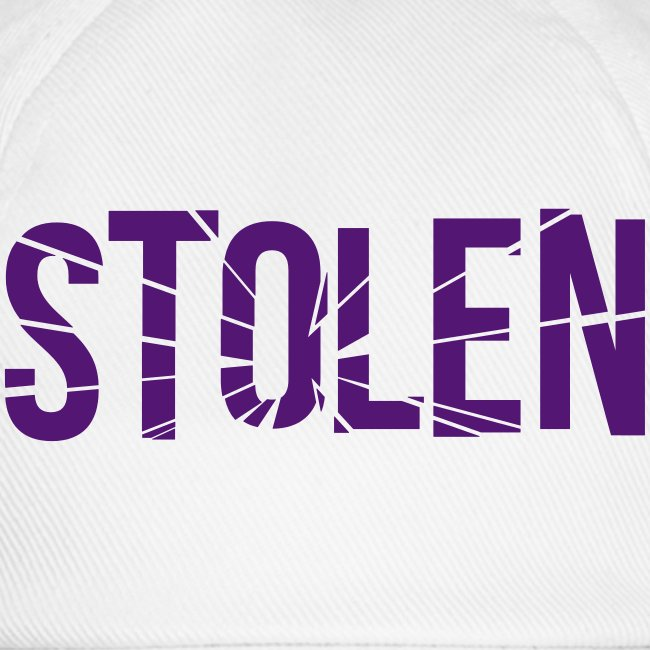 Stolen Cap - Purple