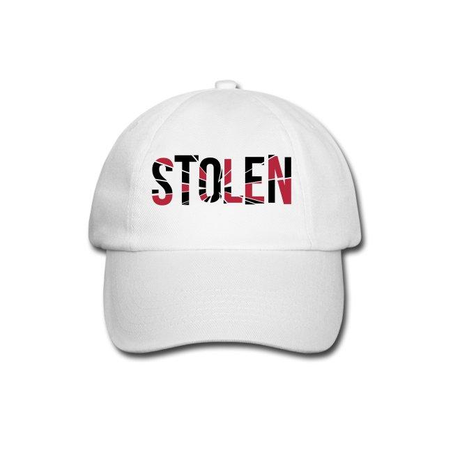 Stolen Cap - Red & Black