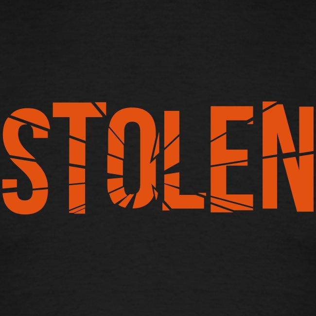 Stolen T Shirt - Orange
