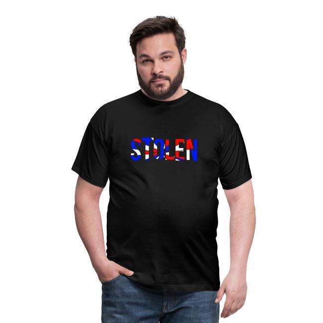 Union Jack Stolen T Shirt
