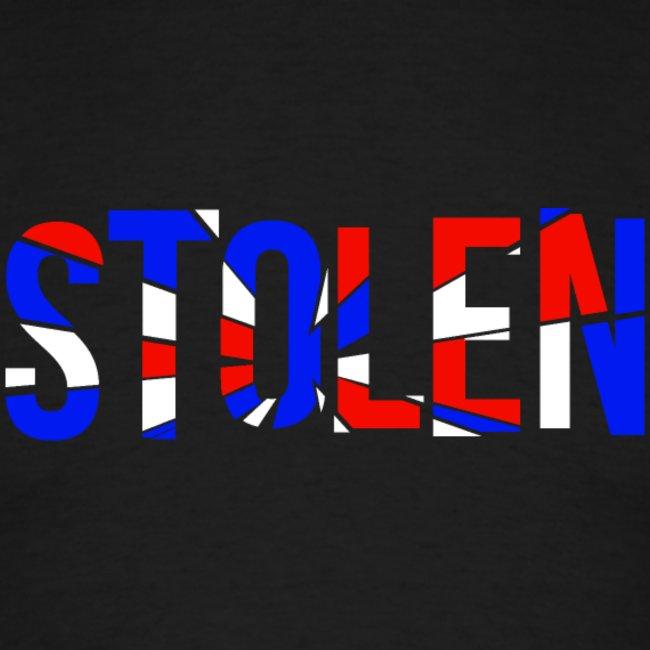 Stolen Union Jack T Shirt