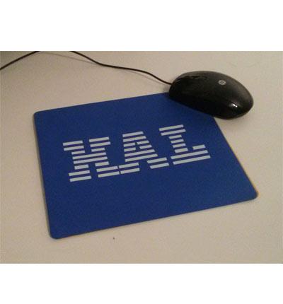 HAL Mousemat